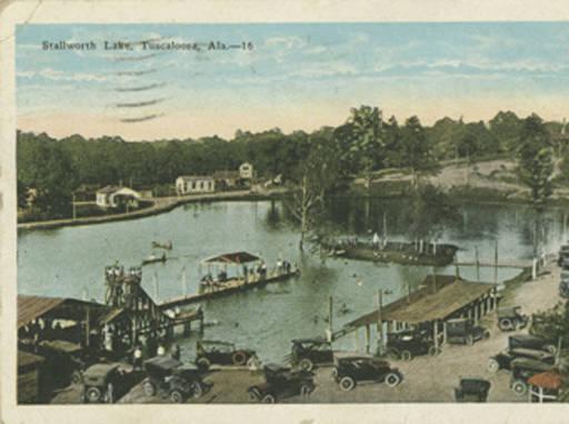 Stallworth lake, Tuscsloosa, Alabama