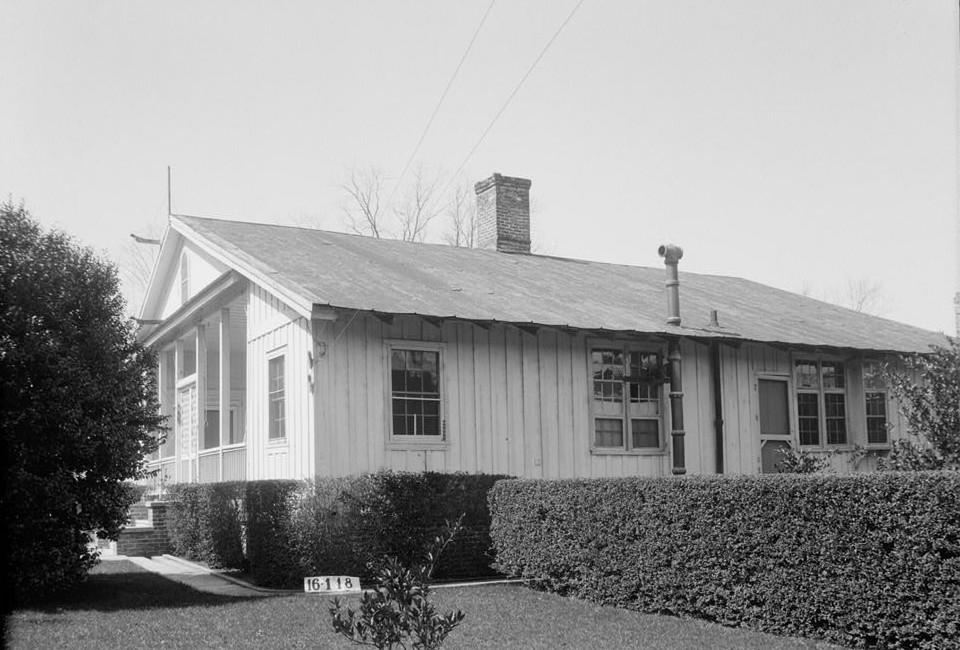 W. N. Manning, Photographer, March 13, 1934. - McMillan House, County Road 21, Stockton, Baldwin County, AL