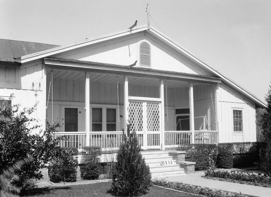 W. N. Manning, Photographer, March 13, 1934. - McMillan House, , Stockton, Baldwin County, AL