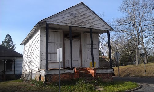 Ward Nicholson Corner Store, -Greenville, AL