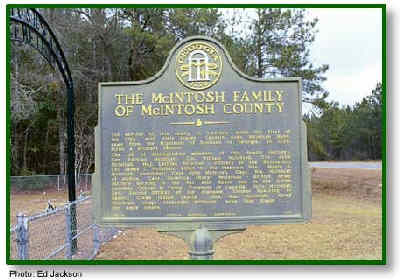 macintosh family sign