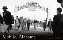 This 1942 video reveals how three cities worked to solve problems created by WWII includes the city of Mobile