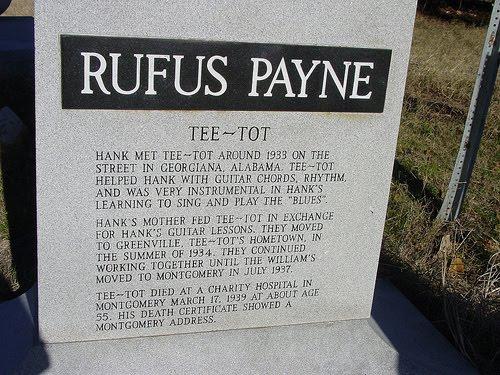 rufus payne