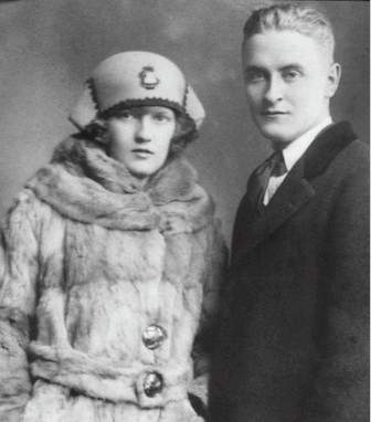 zelda and scott 1921