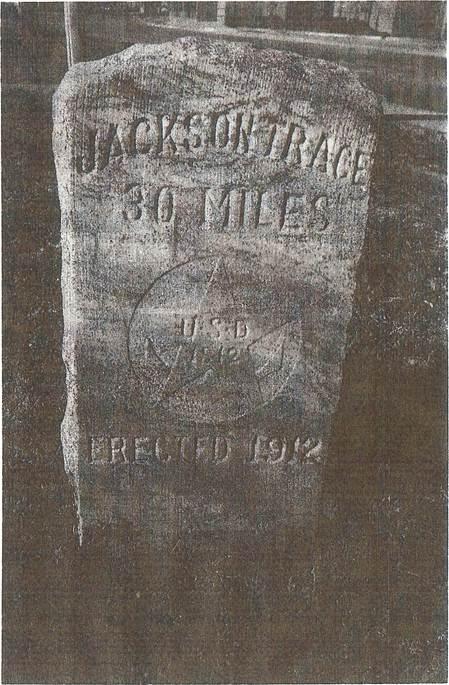 Jackson trace