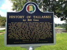 Muster Roll, Tallassee Guards, Indian War 1836