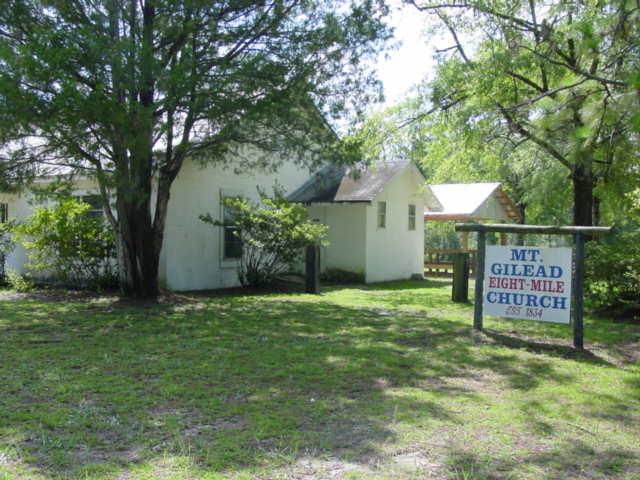 Mount Gilead church, geneva