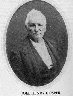 Rev. Joel Henry Cosper