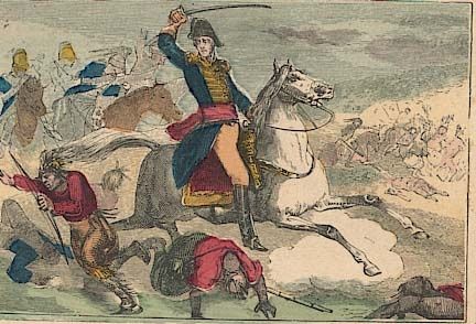 PATRON+ A fierce battle took place in Alabama on November 3, 1813
