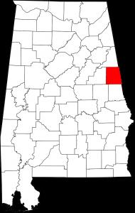 randolph county map