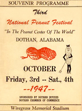 Peanut Butter Festival - Alabama Peanut Producers