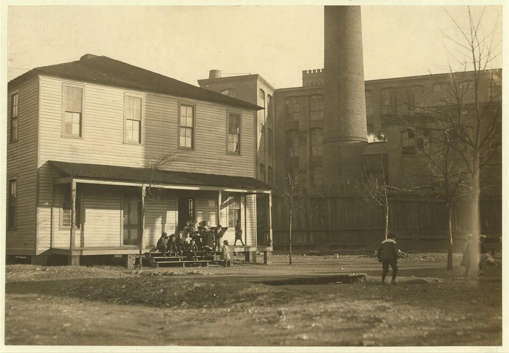 Avondale mill school