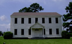 Masonic building where Marquis de Lafayette was hosted in 1825 is still standing