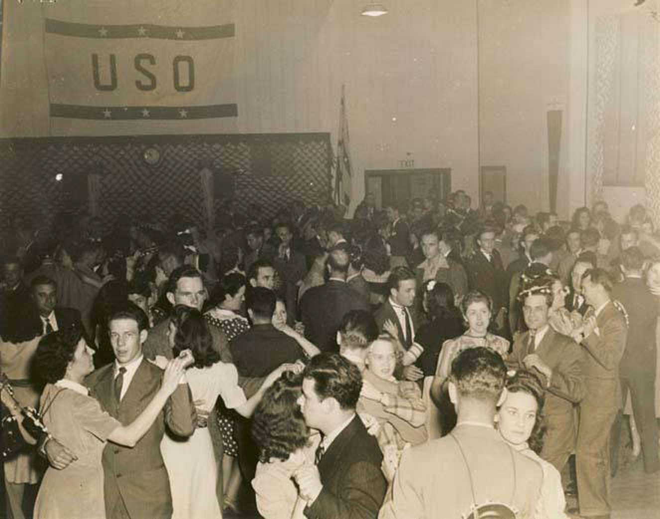 Talladega's Spring Street Recreational Center was once the home of the USO club