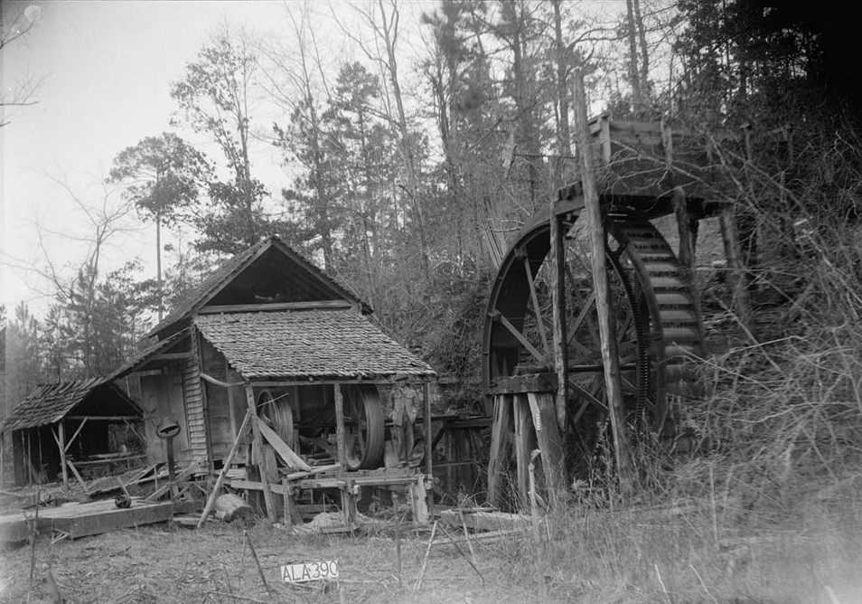 Hollingsworth McCaleb mill