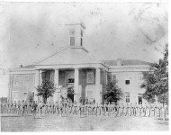 Perry County, Alabama – Some marriages from the 1800s