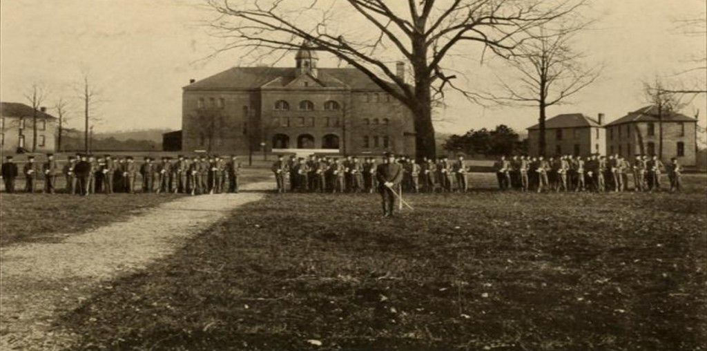 Howard College - cadets-1896