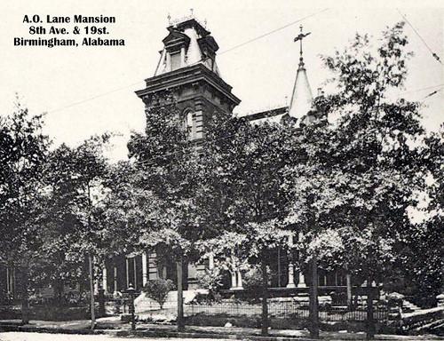 Lane, A. O. mansion