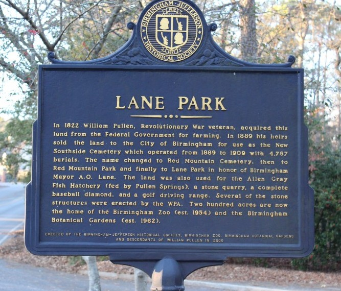 Lane_Park_Historical_Plaque_Birmingham_AL_2012-12-30