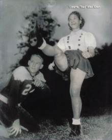 The first female football player, a forgotten story from Atmore, Alabama