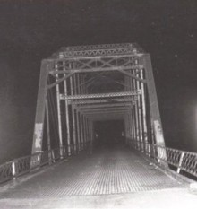 Have you ever heard the story about a ghost lady dressed in white on the old Bayview Bridge in Jefferson County?