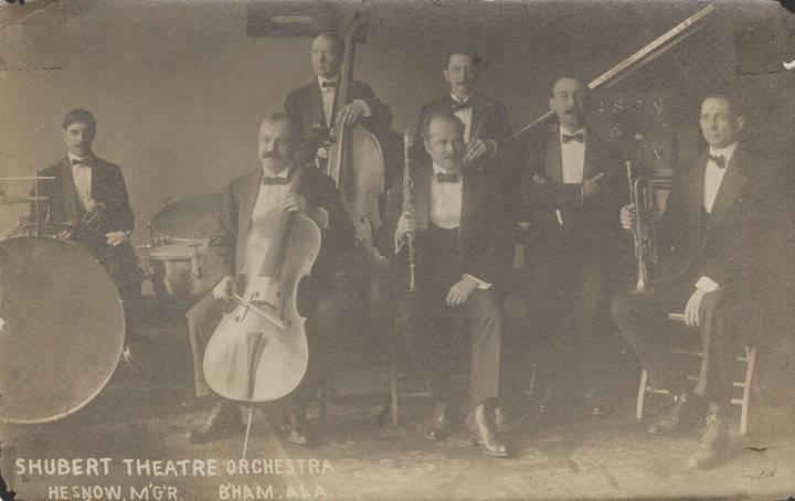 Shubert Theatre orchestra