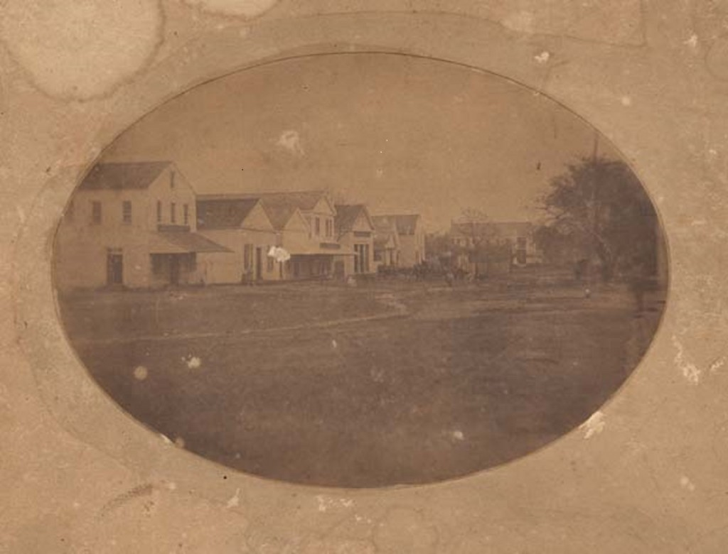 Street_in_Claiborne_during_1850s