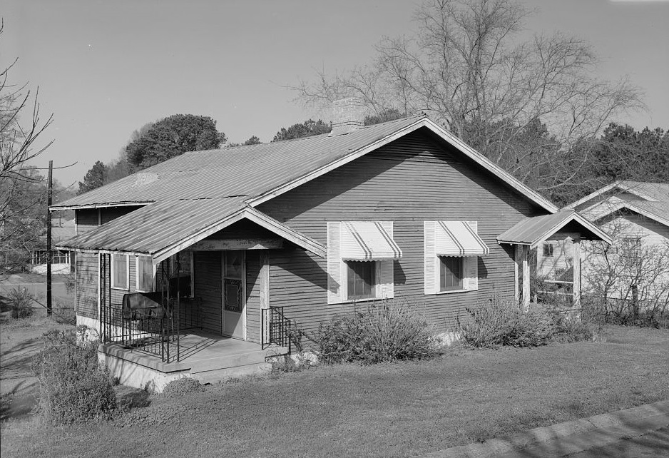 TCI DOUBLE TWO-ROOM HOUSE WITH SIDE PORCHES AND Mulga STEEL ROOF - Edgewater Community, Off New Mulga Loop Road (Junction 80), Birmingham, Jefferson County, AL