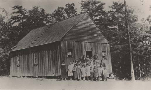 How a system of Public education developed in early Alabama Part I - written by the first Superintendent