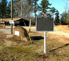 A letter from Fort Claiborne reported events in Alabama on May 16, 1818