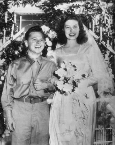Did You Know That Actor Mickey Rooney Had Two Children