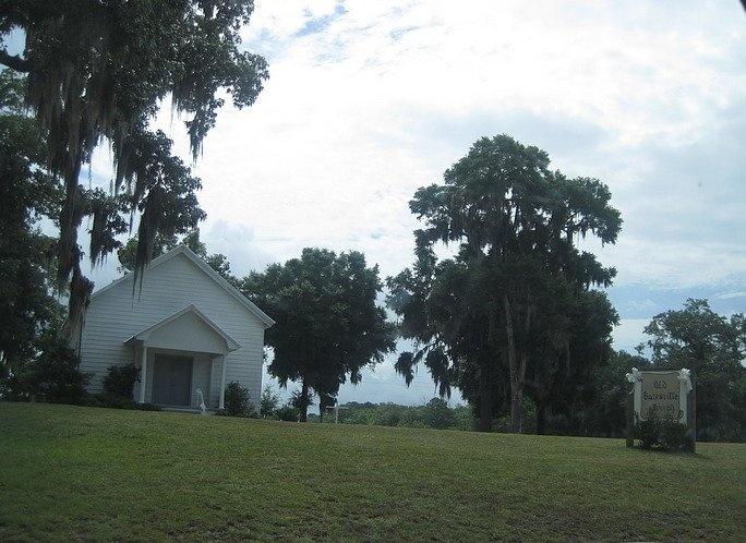 old Batesville church cemetery