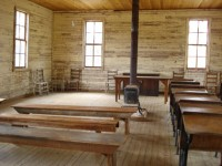 Do you know which school  [click to see films & pics] in Alabama still exists after four moves, two fires, the Civil War and a name change?