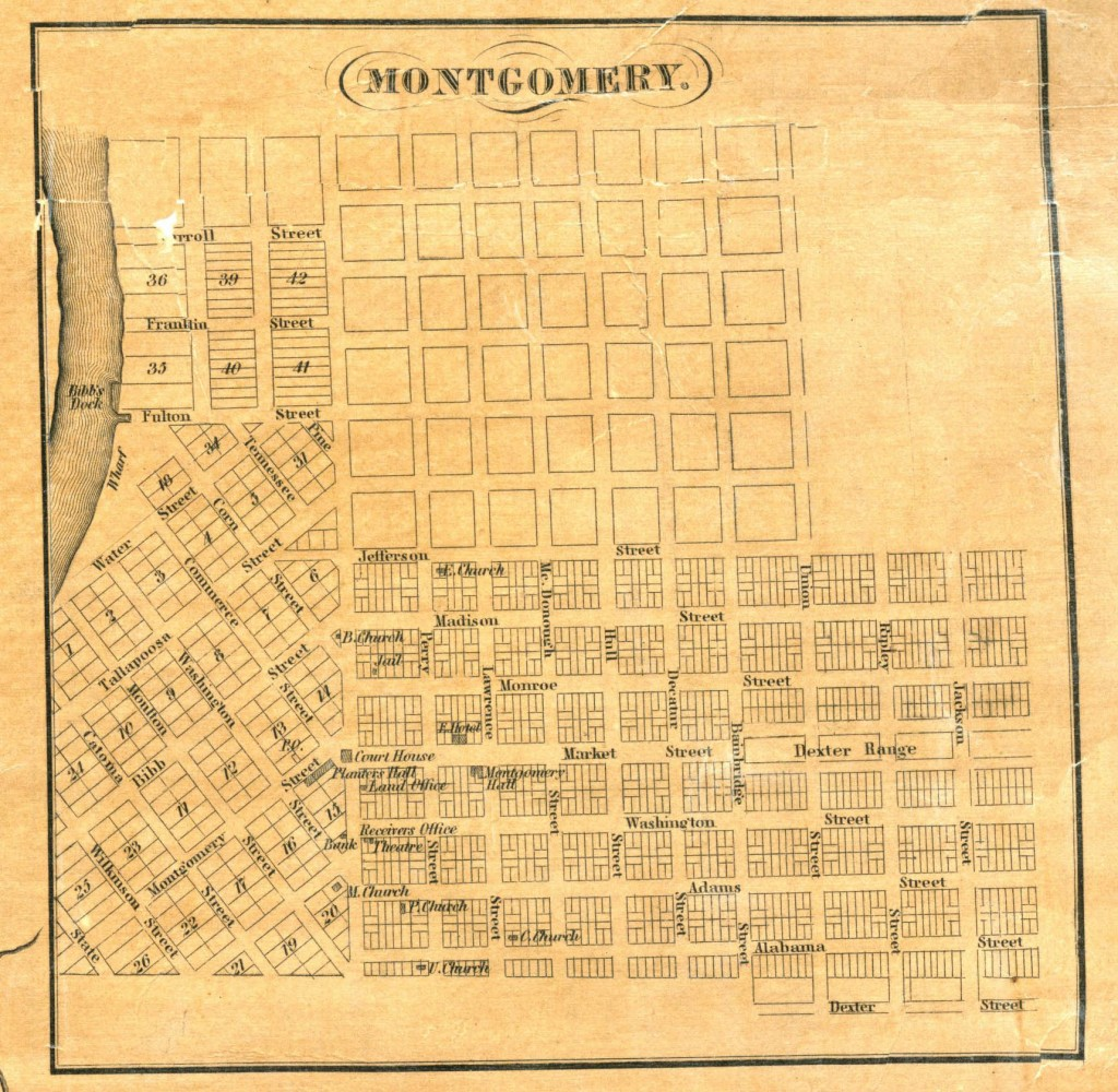 1837_Map_of_Montgomery,_Alabama