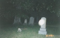Have you ever had a ghostly experience at Bass Cemetery Irondale, Alabama?