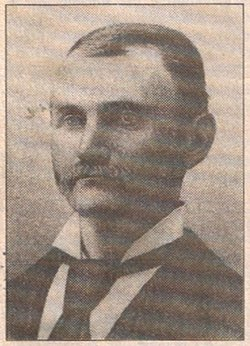 Dr. Mortimer Harvie Jordan born 1844
