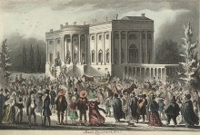 Amazing! Jeremiah Austill describes Andrew Jackson's inauguration from personally being there