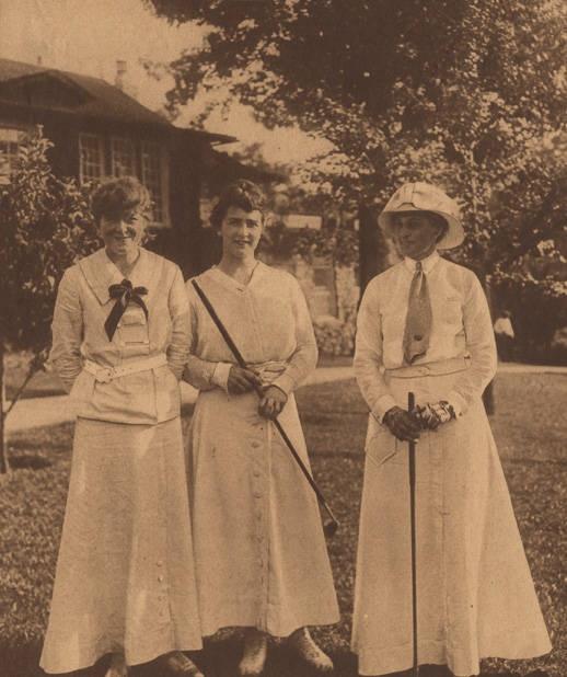 birmingham golfers women Q9661 1915
