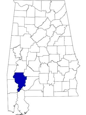 PATRON – Legal notices from Clarke County, Alabama 1845