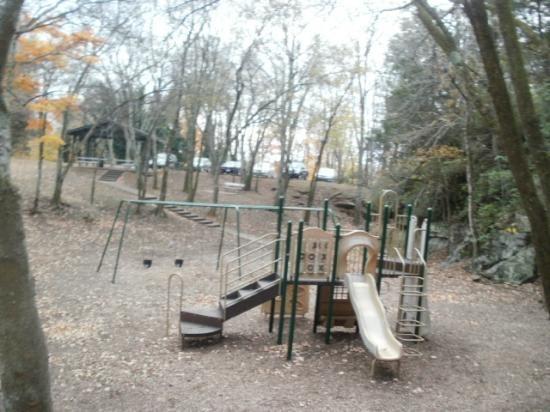 maple-hill-cemetery swings