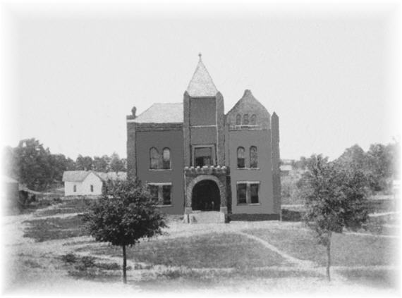 Fayette County Alabama Courthouse Burned Twice Was The