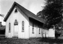 First church building in Birmingham built from seeds planted by two sisters from Connecticut