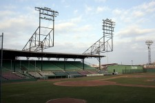 The oldest standing professional baseball stadium is in Birmingham, Alabama