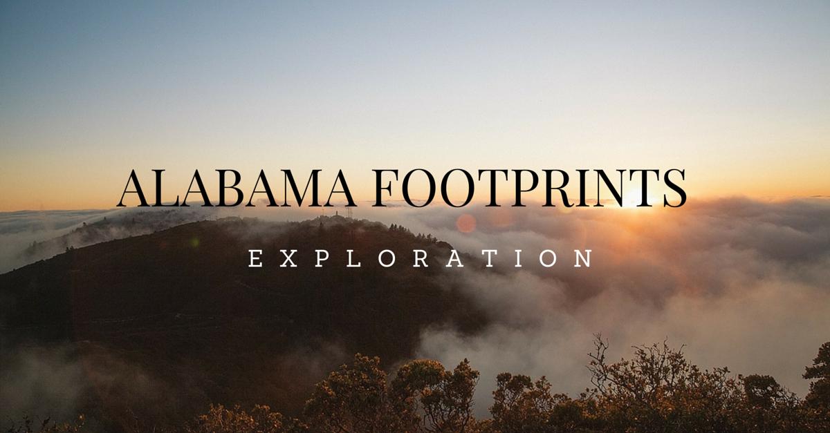 Lost & Forgotten stories of Alabama's Explorers