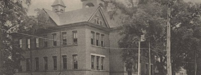 Did you know Selma High School originated in a building erected by Freemasons? [photographs]
