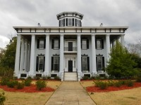 Varner-Alexander House [old photographs] – built by pioneer William Varner still remains in Tuskegee