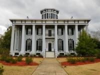 Varner-Alexander House [old photographs] – built by pioneer William Varner still remains in Tuskegee