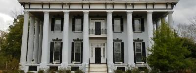 Varner-Alexander House [old photographs] - built by pioneer William Varner still remains in Tuskegee