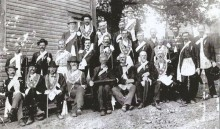 The Masonic Apron – a true story – this happened frequently during the Civil War