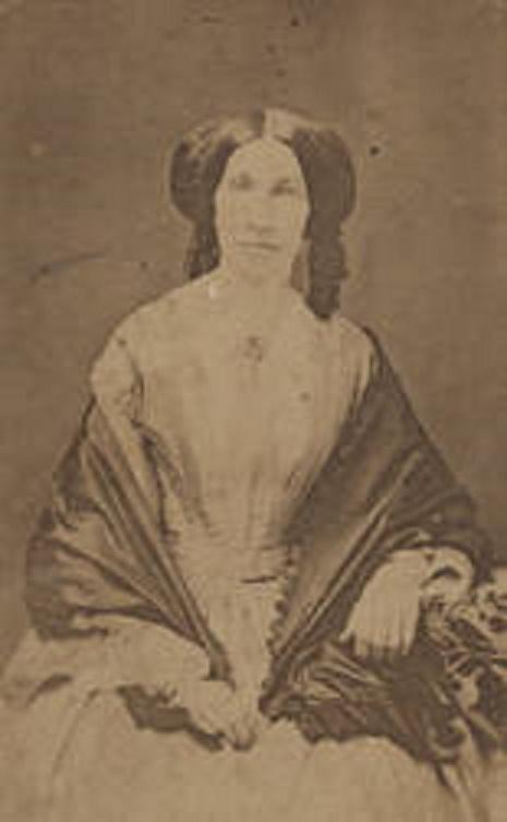 Gunter, Eliza Adams wife of Charles G. Gunter
